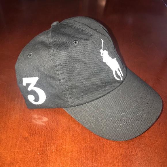 5fef693c7ef Polo Ralph Lauren Men s Strap Back Hat